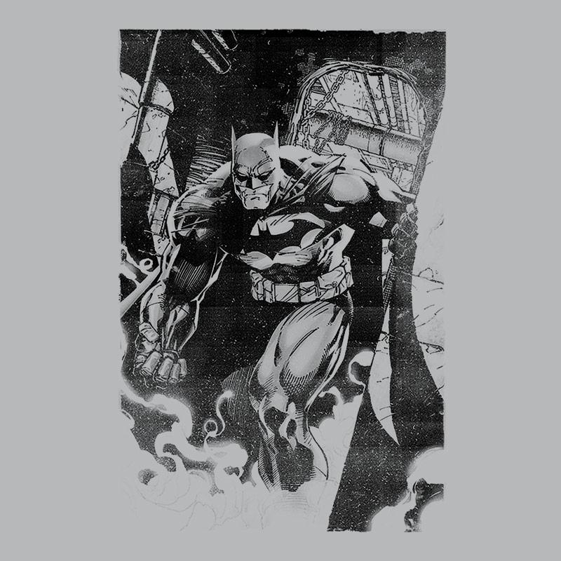 Camiseta Masculina Batman Tracing