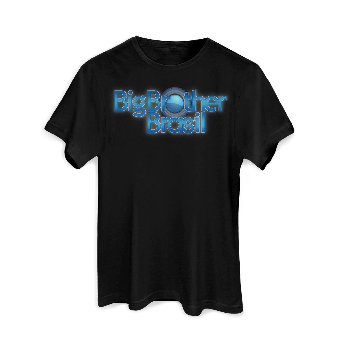 Camiseta Masculina Big Brother Brasil 15 BBB15 Modelo 3