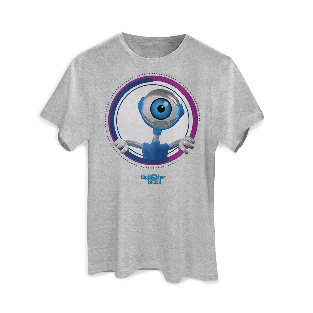 Camiseta Masculina Big Brother Brasil 15 Espiadinha do RoBBB