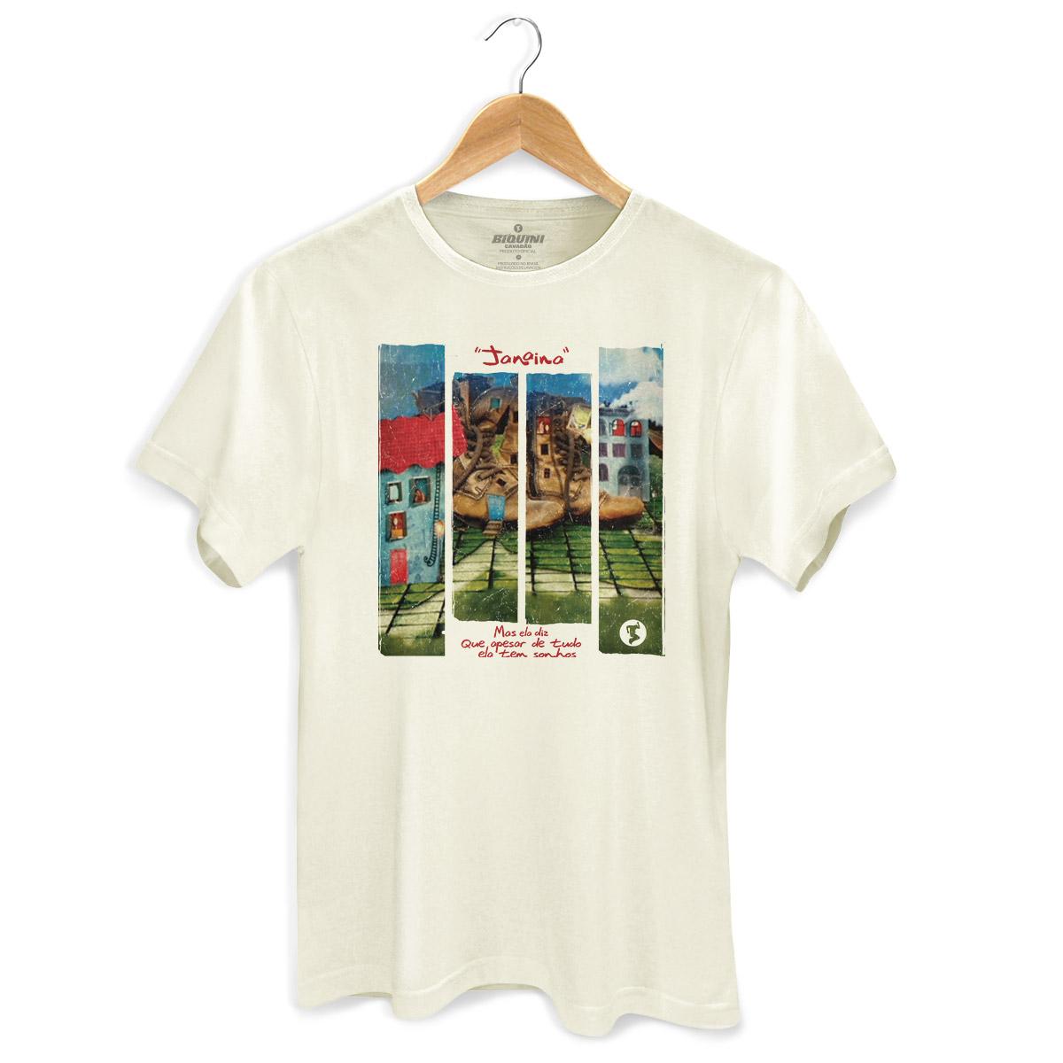 Camiseta Masculina Biquini Cavadão Janaína