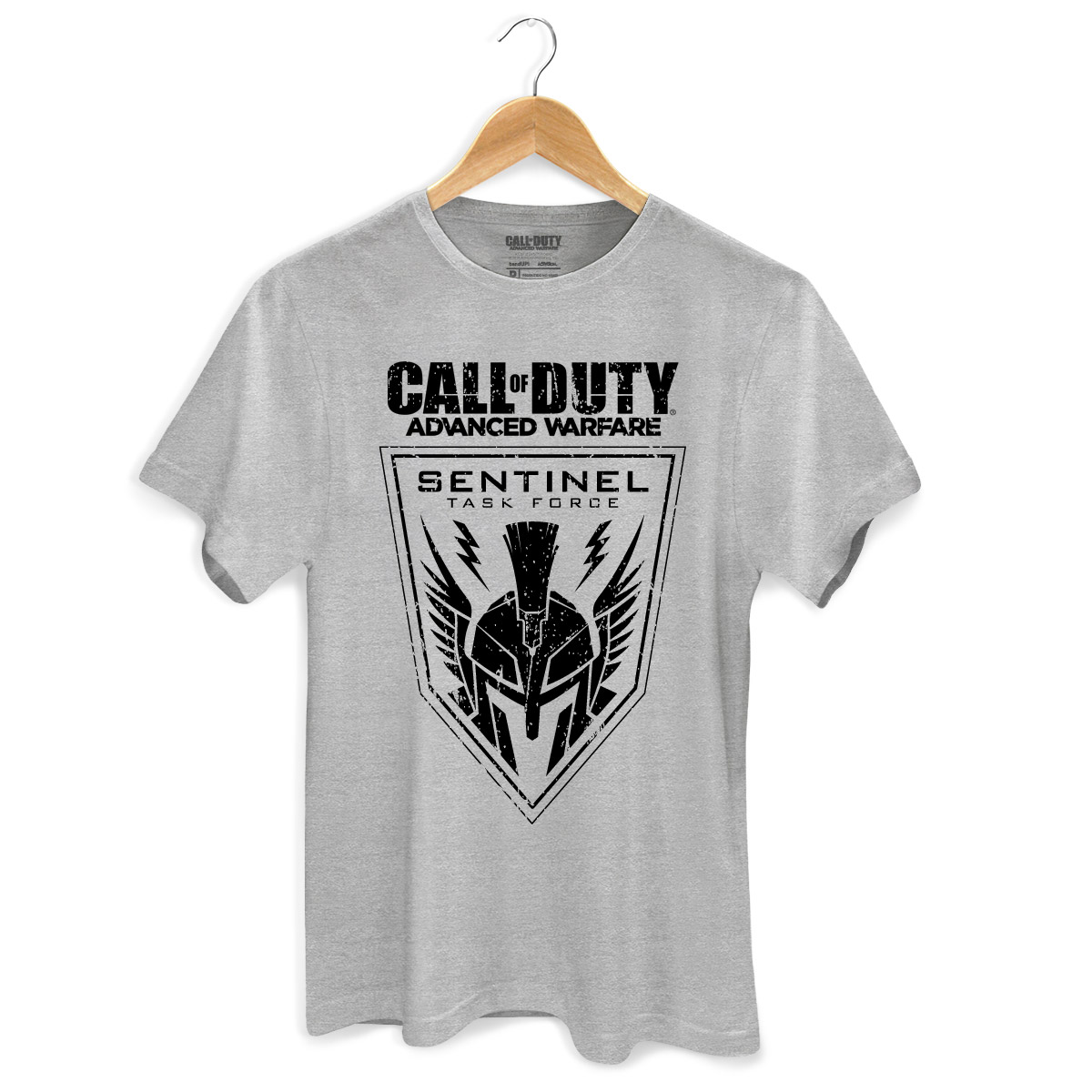 Camiseta Masculina Call Of Duty Sentinel
