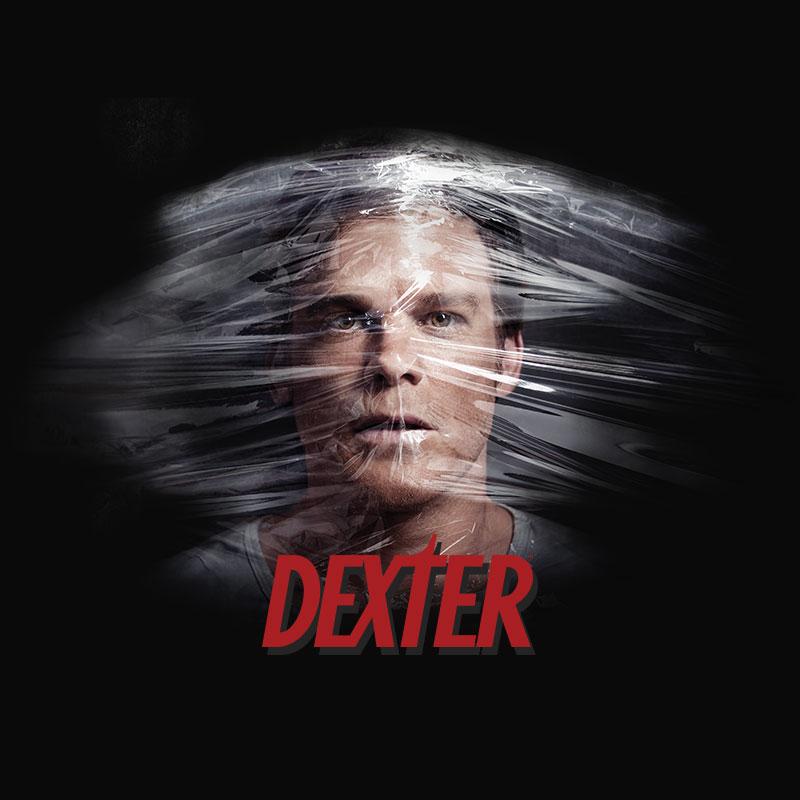 Camiseta Masculina Dexter �ltima Temporada