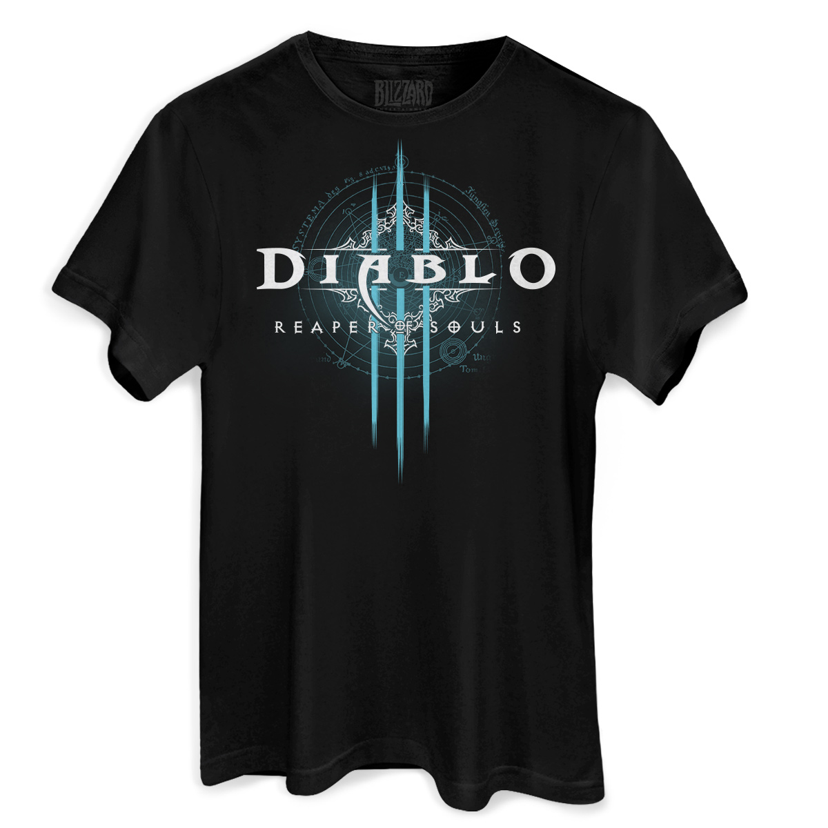Camiseta Masculina Diablo III Reaper of Souls