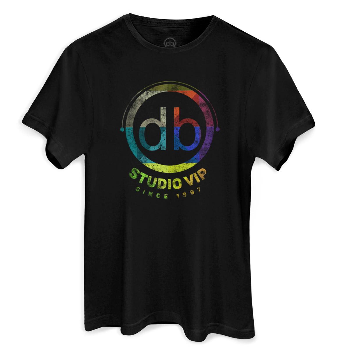 Camiseta Masculina Dudu Borges Studio Vip