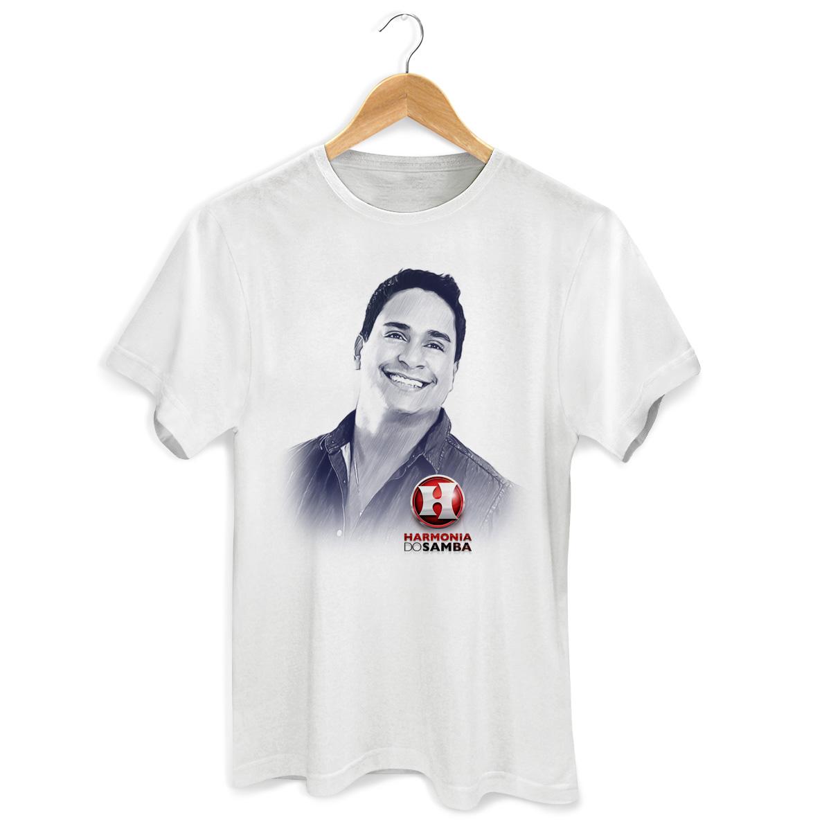 Camiseta Masculina Harmonia do Samba Xanddy