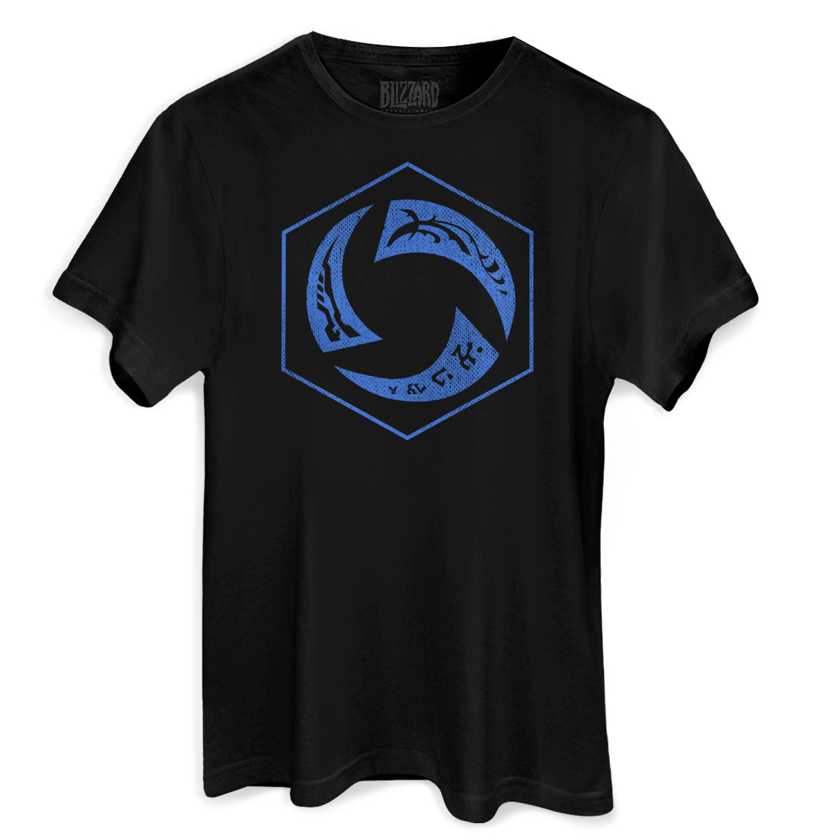 Camiseta Masculina Heroes Of The Storm Símbolo