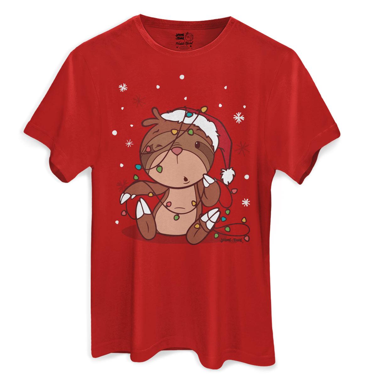 Camiseta Masculina Jaime Natal