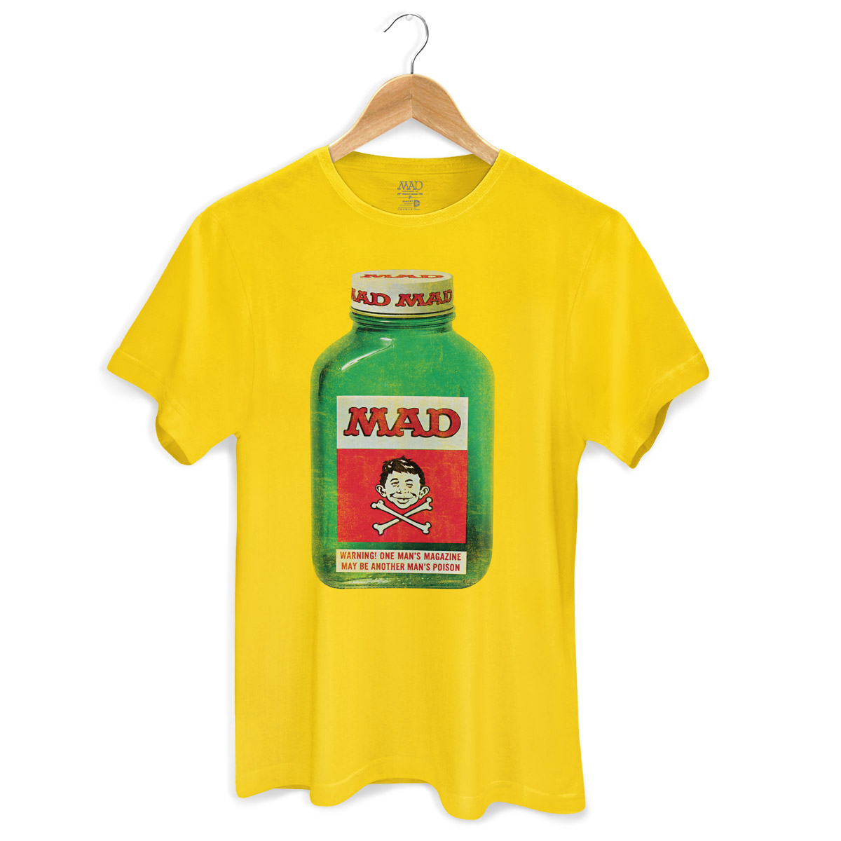 Camiseta Masculina MAD Poison