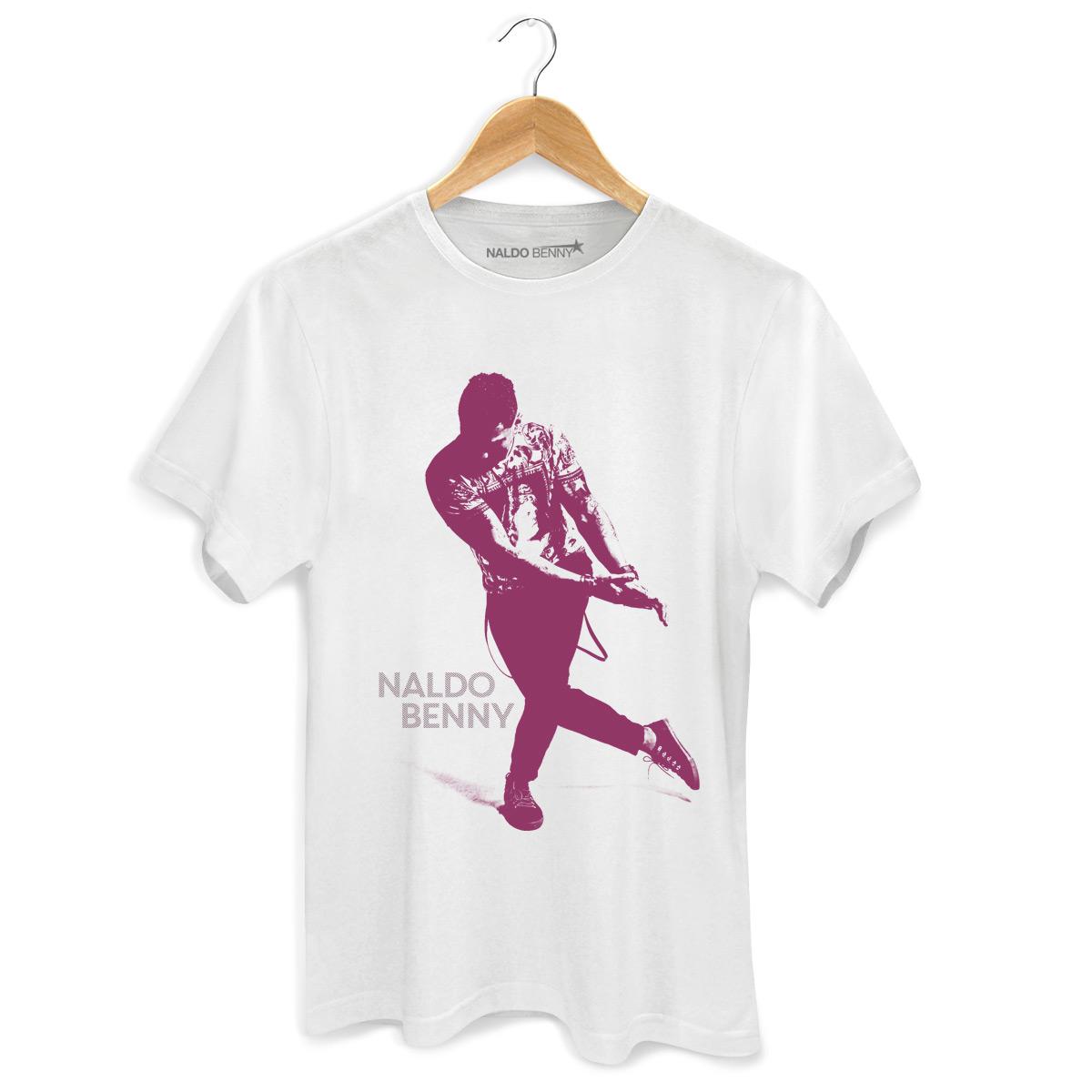 Camiseta Masculina Naldo Benny Se Joga Color