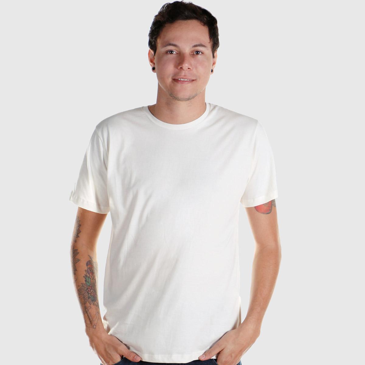 Camiseta Masculina Palha