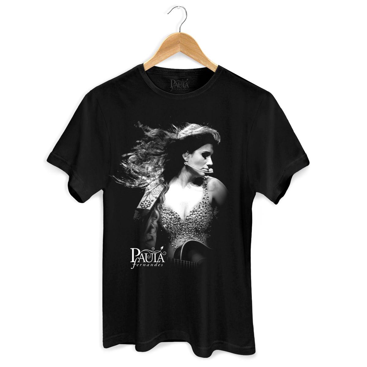 Camiseta Masculina Paula Fernandes Foto