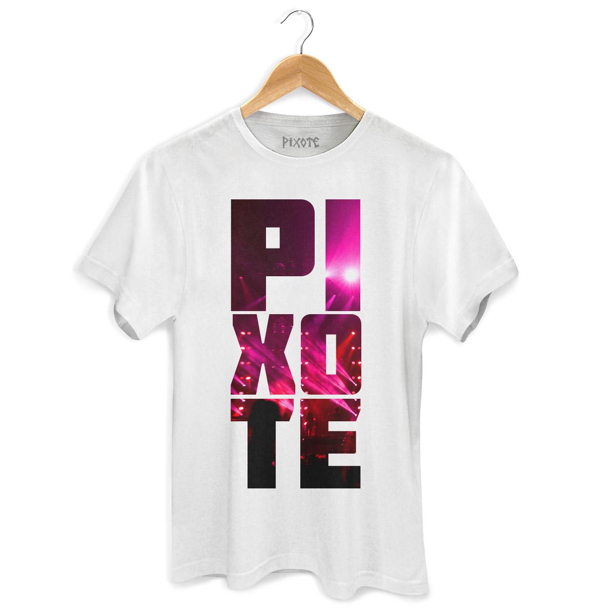 Camiseta Masculina Pixote Lights
