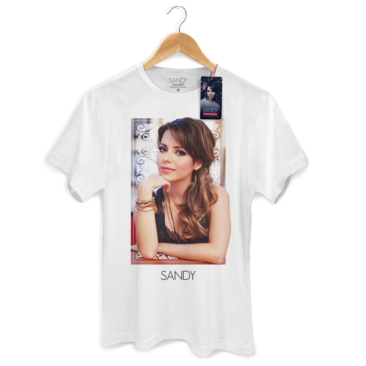 Camiseta Masculina Sandy Pose