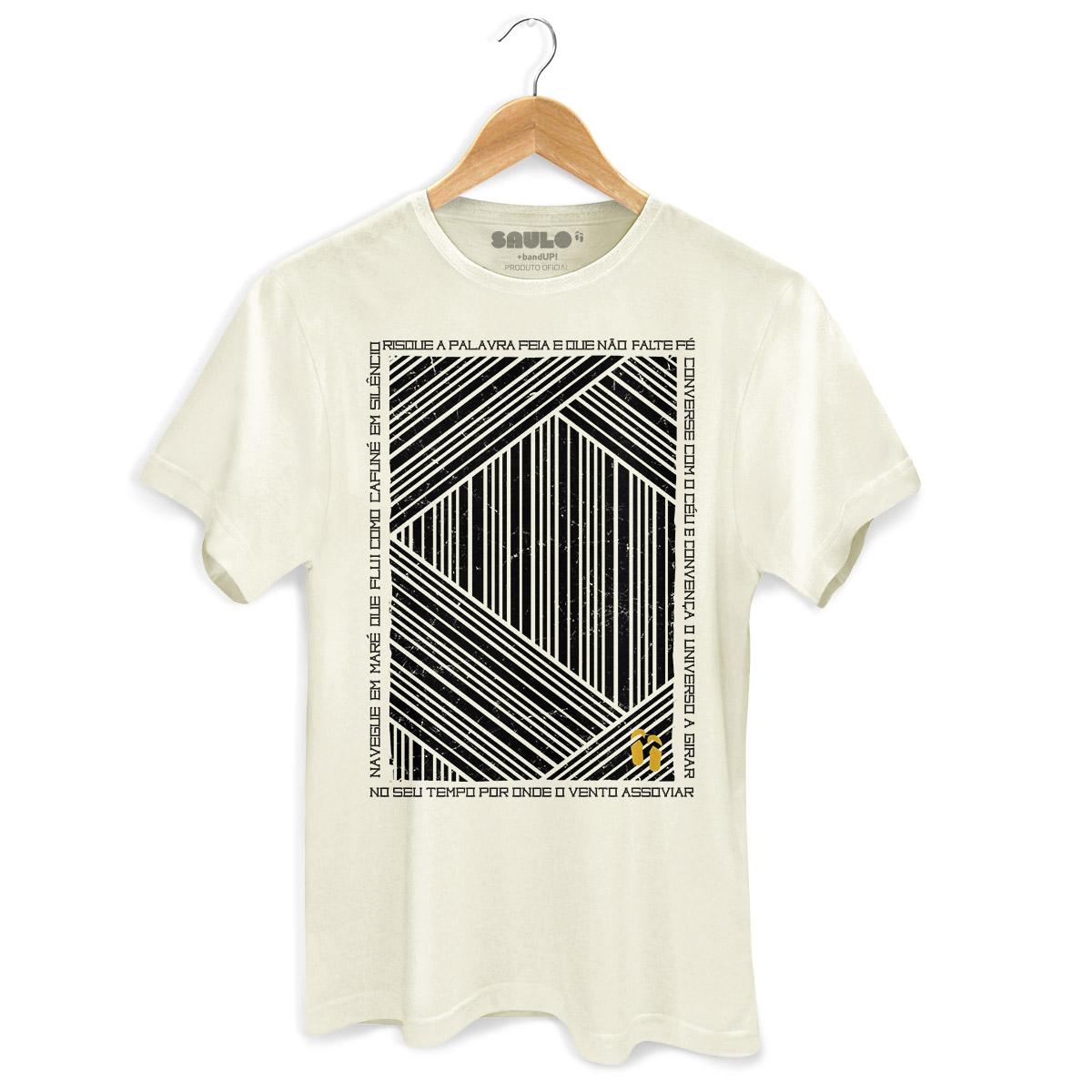 Camiseta Masculina Saulo Floresça