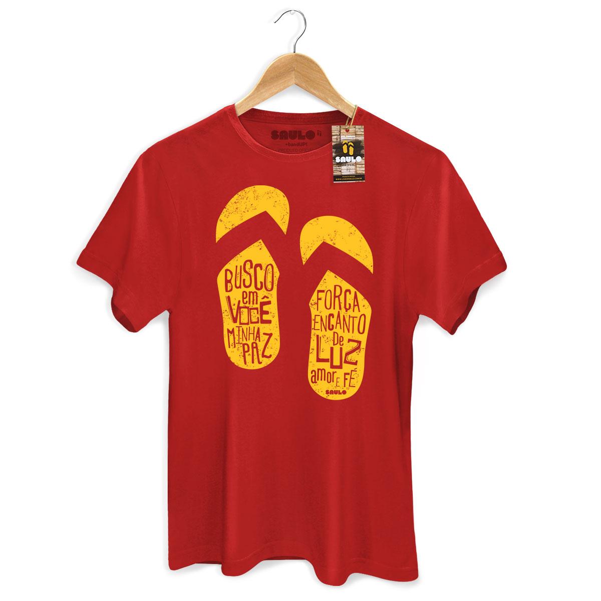 Camiseta Masculina Saulo Zoio Teu
