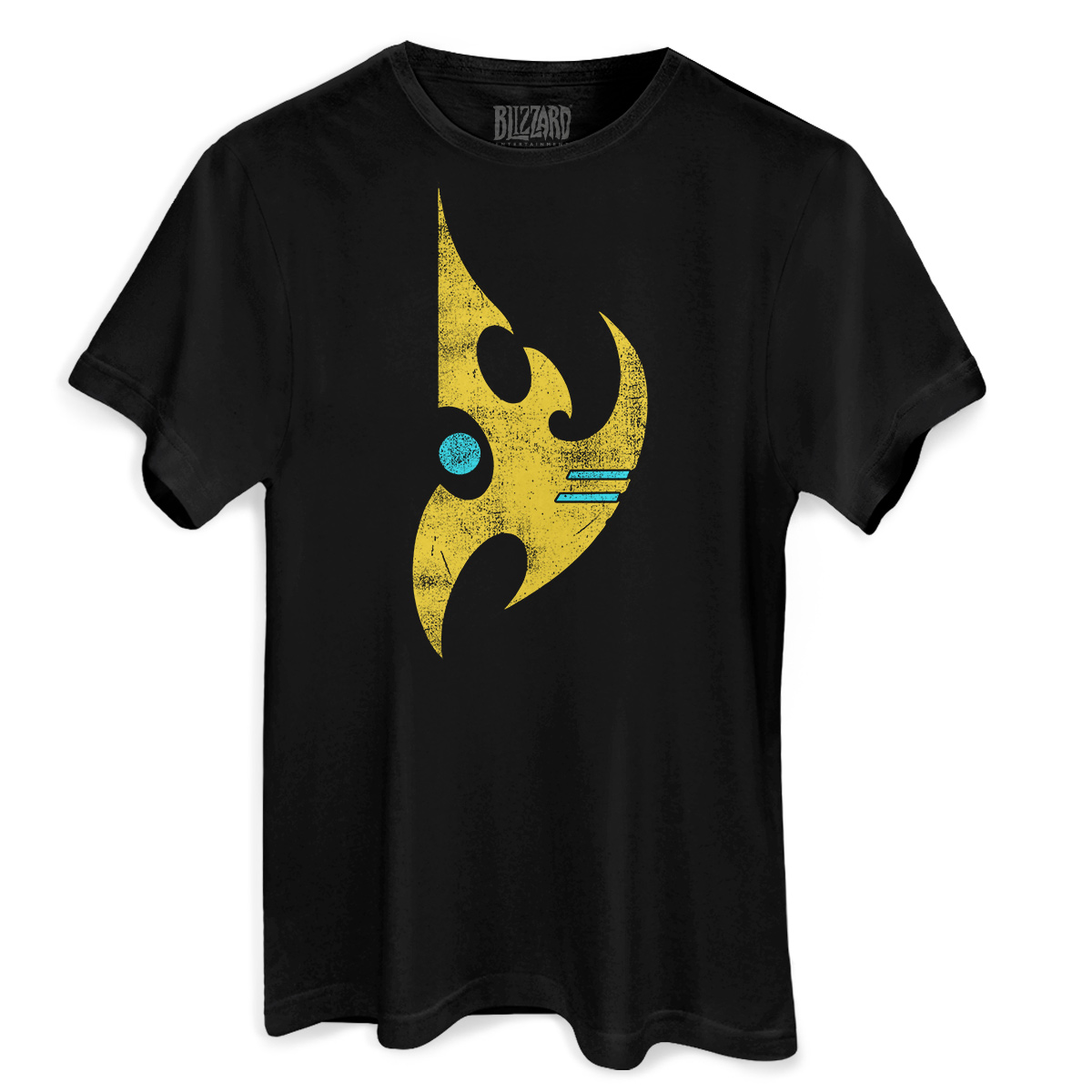 Camiseta Masculina Starcraft 2 Protoss