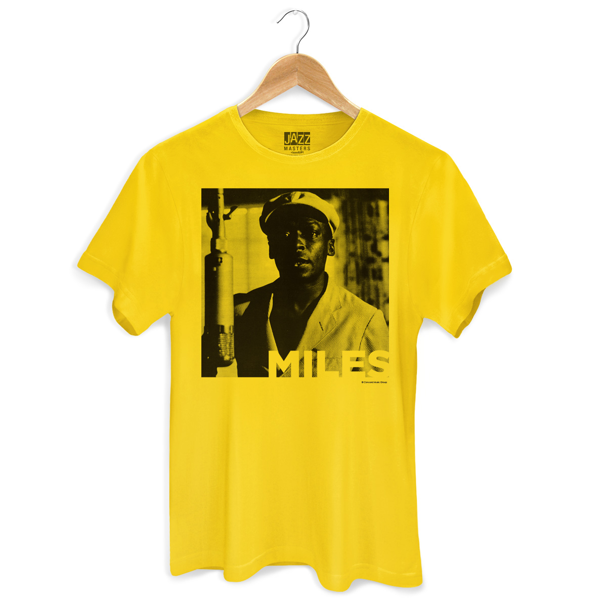 Camiseta Masculina The Musings Of Miles Davis
