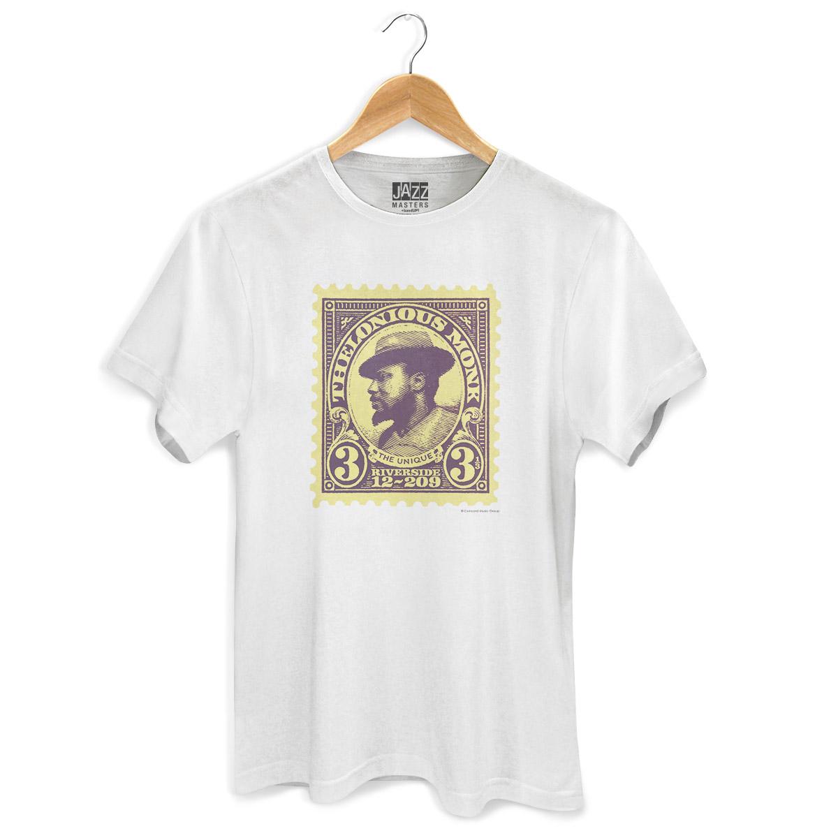 Camiseta Masculina Thelonious Monk The Unique