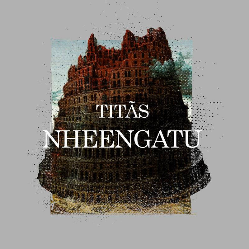 Camiseta Masculina Tit�s Nheengatu Capa