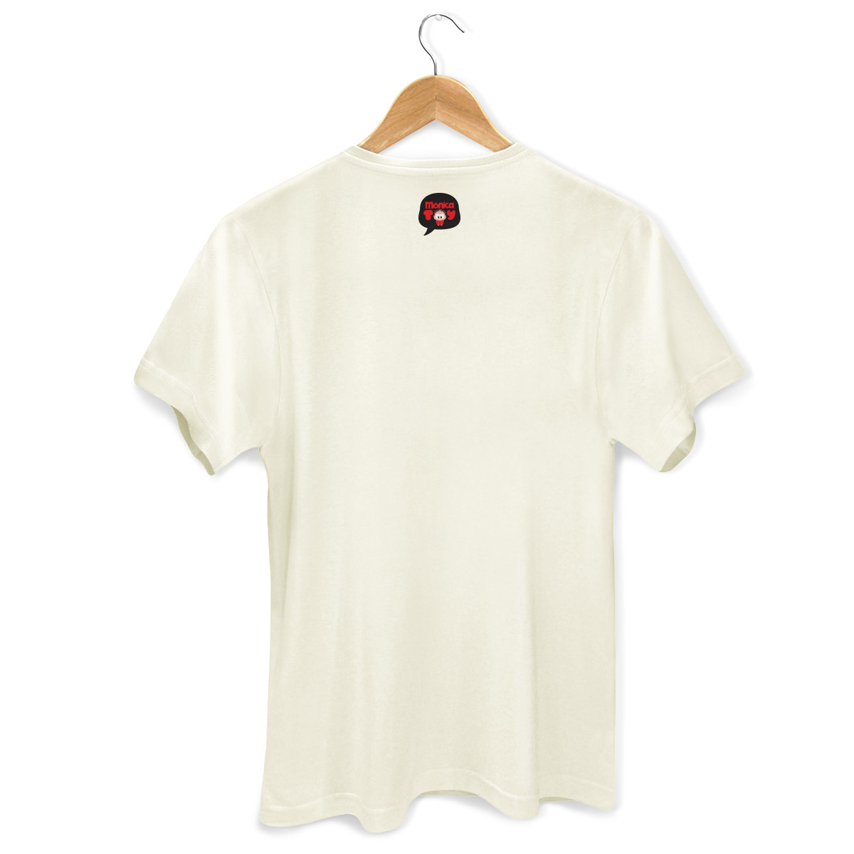 Camiseta Masculina Turma da Mônica Toy Angry Mônica