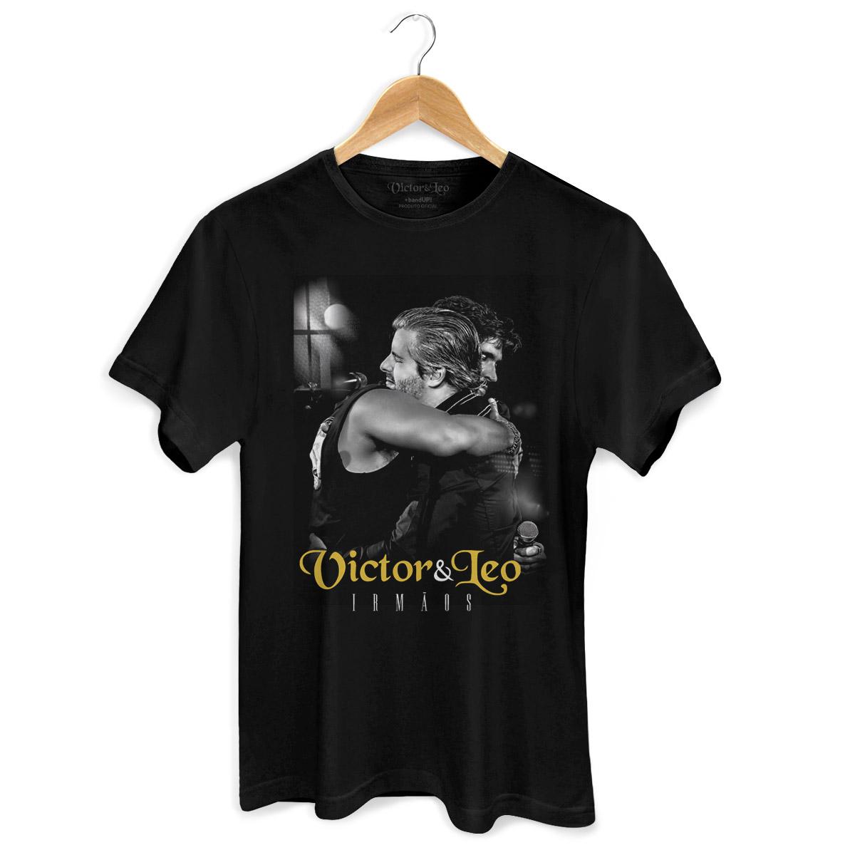 Camiseta Masculina Victor & Leo Irmãos