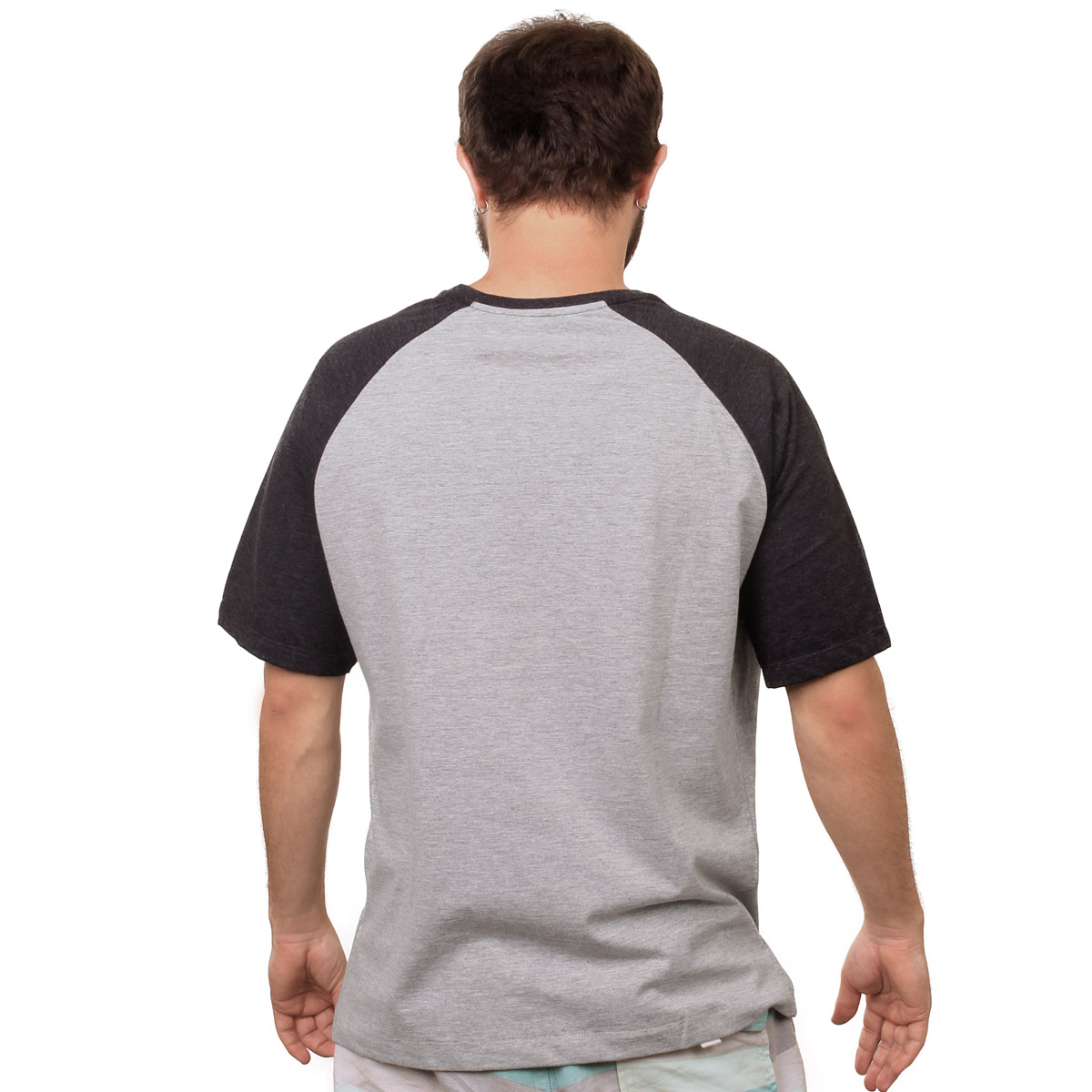 Camiseta Raglan Premium Masculina Ivete Sangalo Riso
