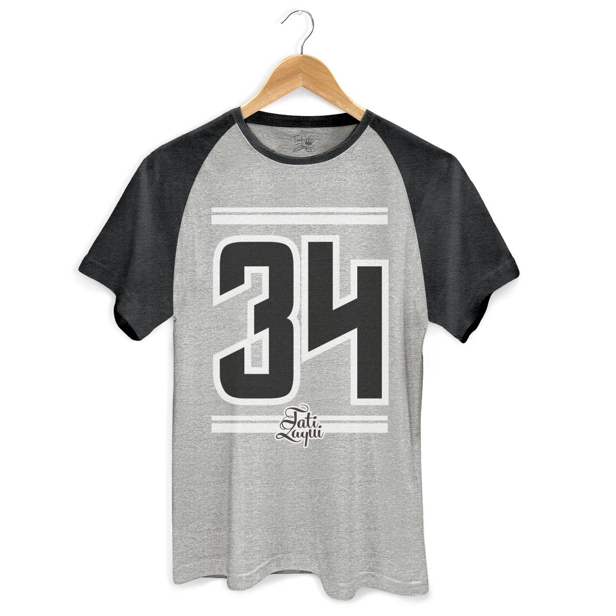 Camiseta Raglan Premium Masculina MC Tati Zaqui 34