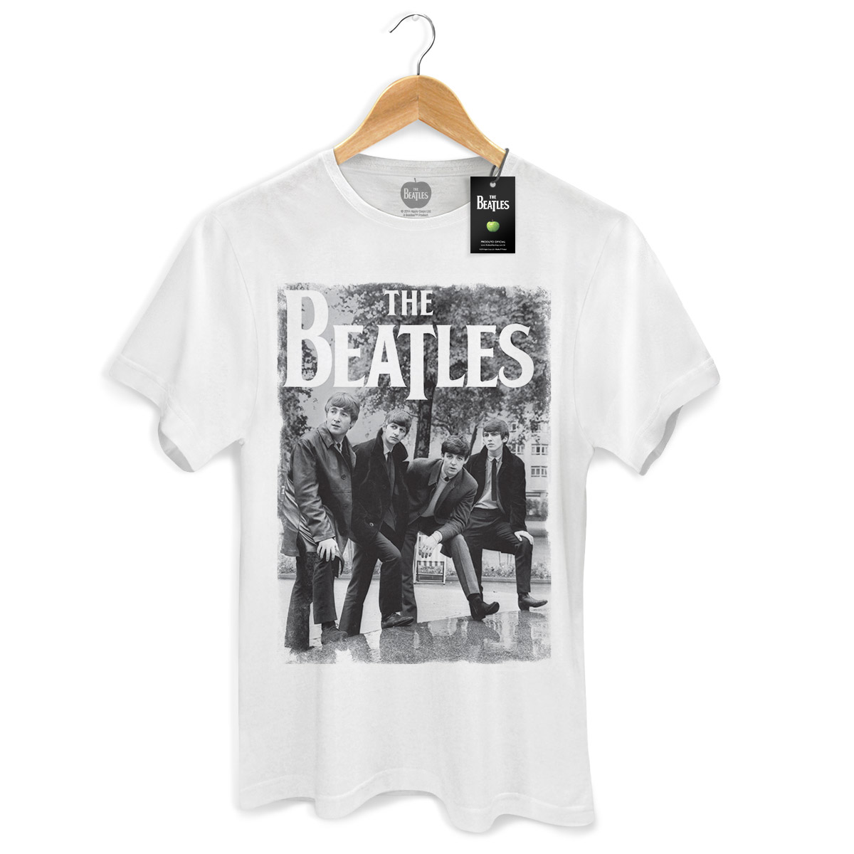 Camiseta Unissex The Beatles Hey What�s That