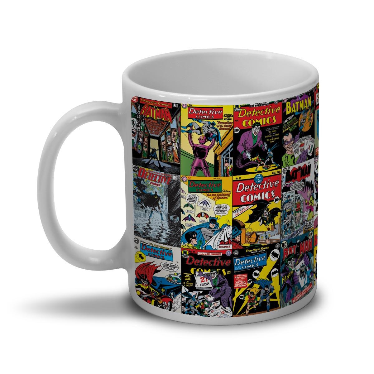Caneca Batman 75 Anos HQ