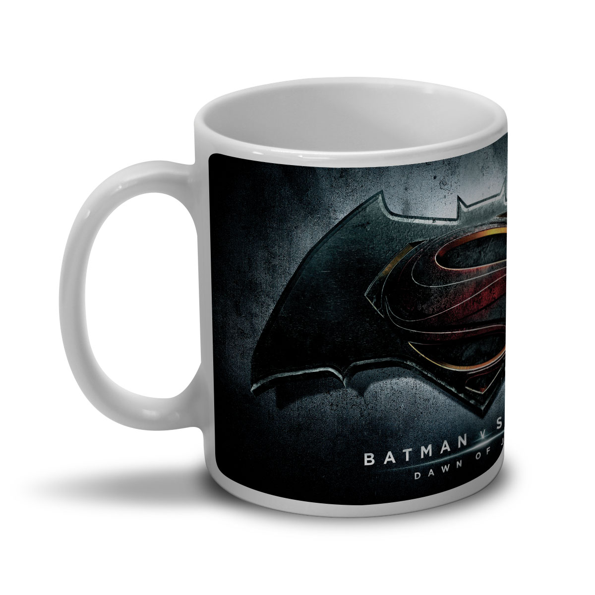 Caneca Batman VS Superman Dawn Of Justice