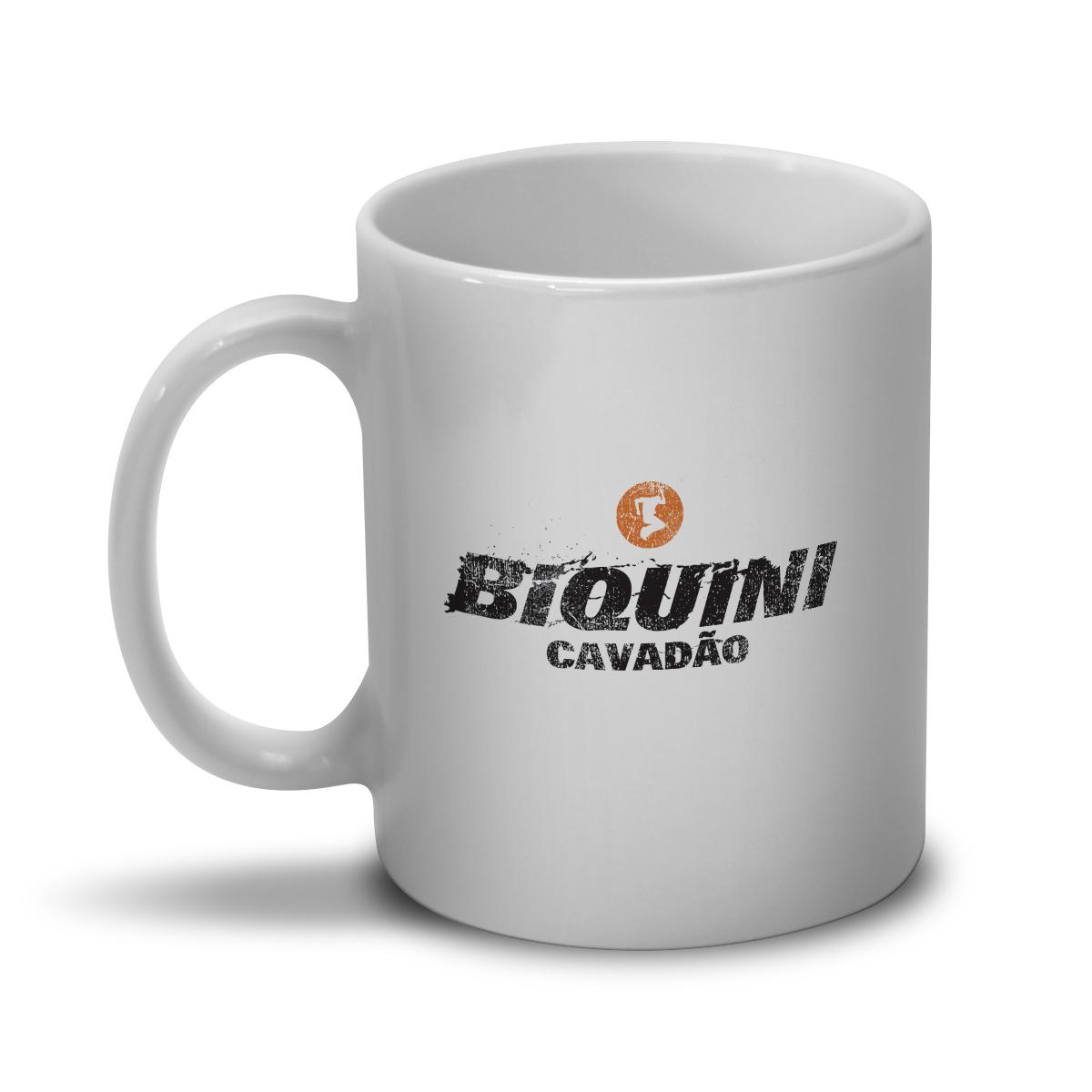 Caneca Biquini Cavadão 30 Anos