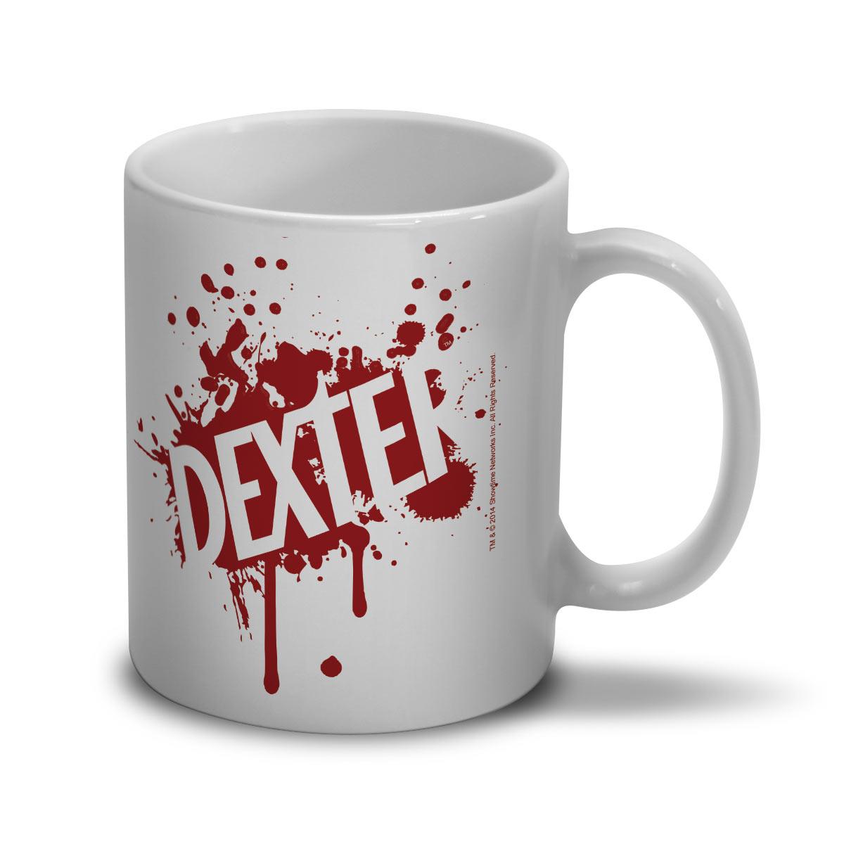 Caneca Dexter Logo Classic
