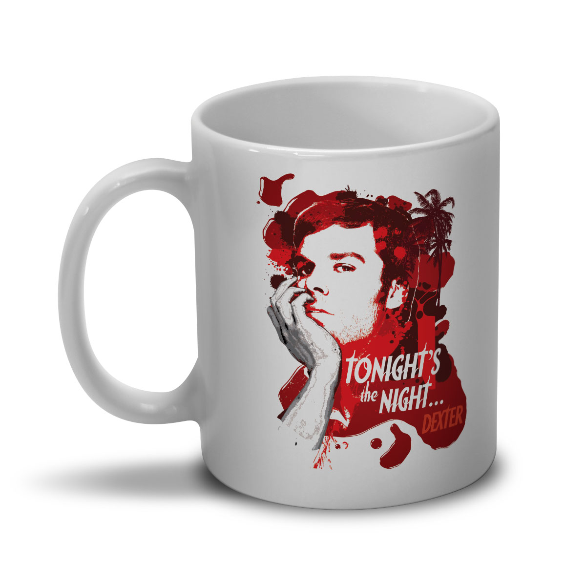 Caneca Dexter Tonight´s the Night