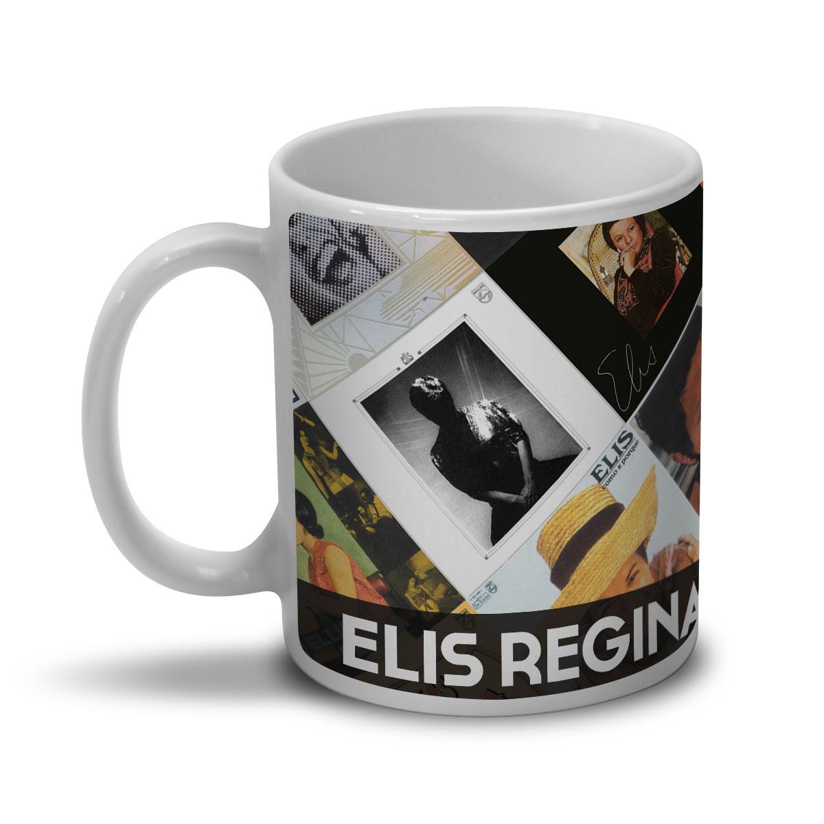 Caneca Elis Regina Capas