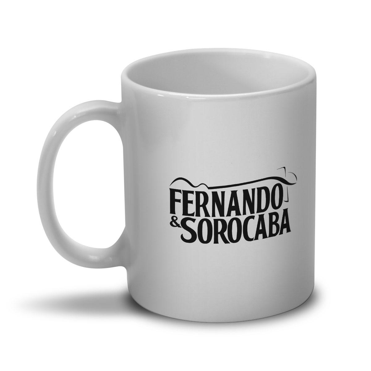Caneca Fernado & Sorocaba Foto