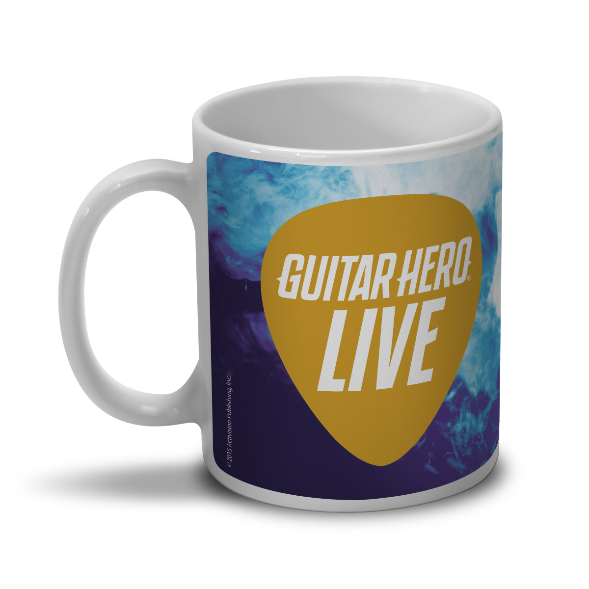 Caneca Guitar Hero Rocker
