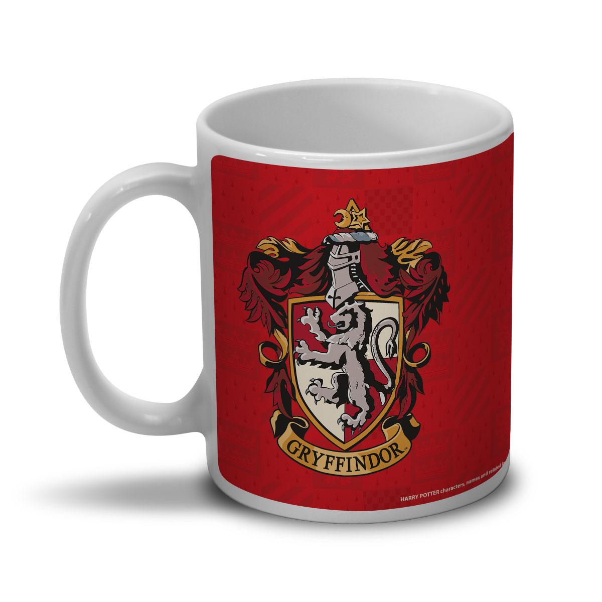 Caneca Harry Potter Gryffindor
