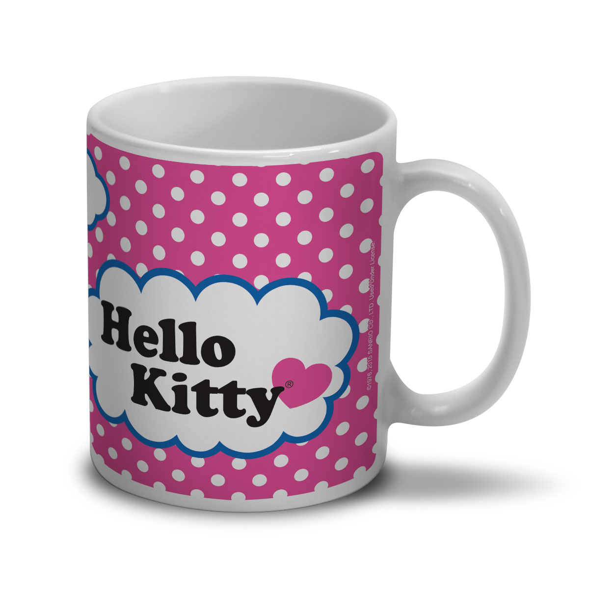 Caneca Hello Kitty Big Ribbon