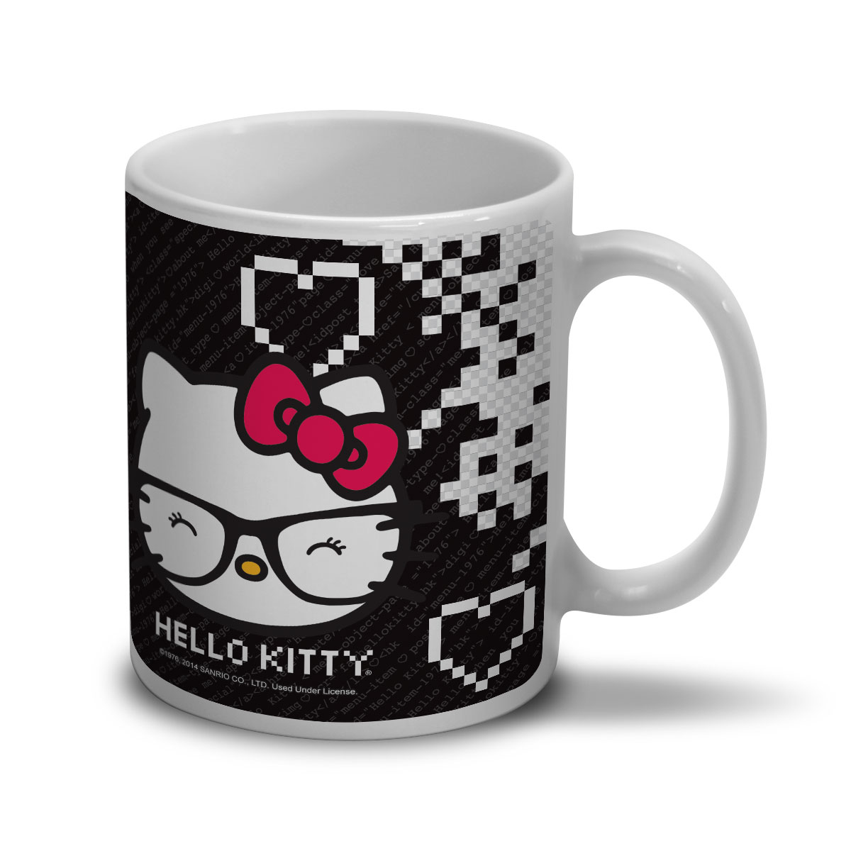 Caneca Hello Kitty + Fav This
