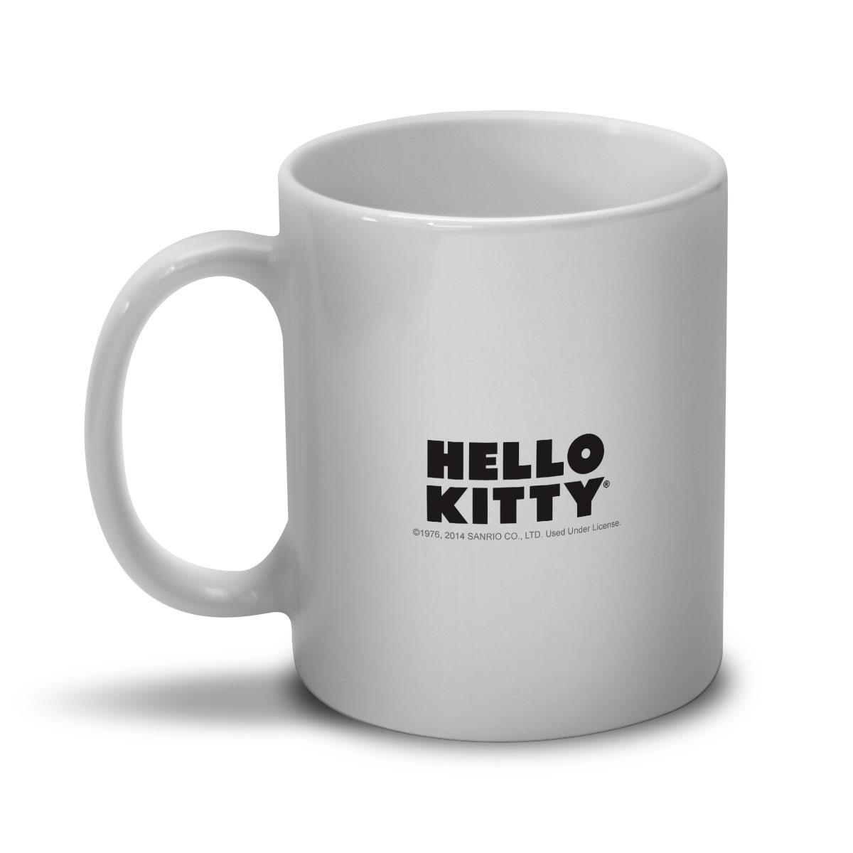 Caneca Hello Kitty Kitty White