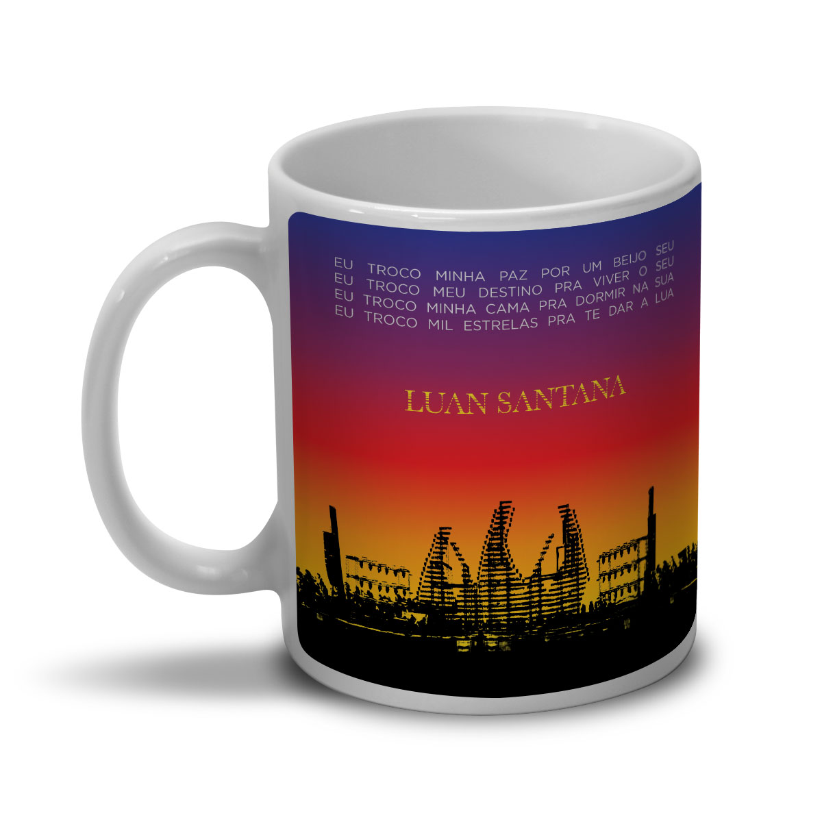 Caneca Luan Santana Concept