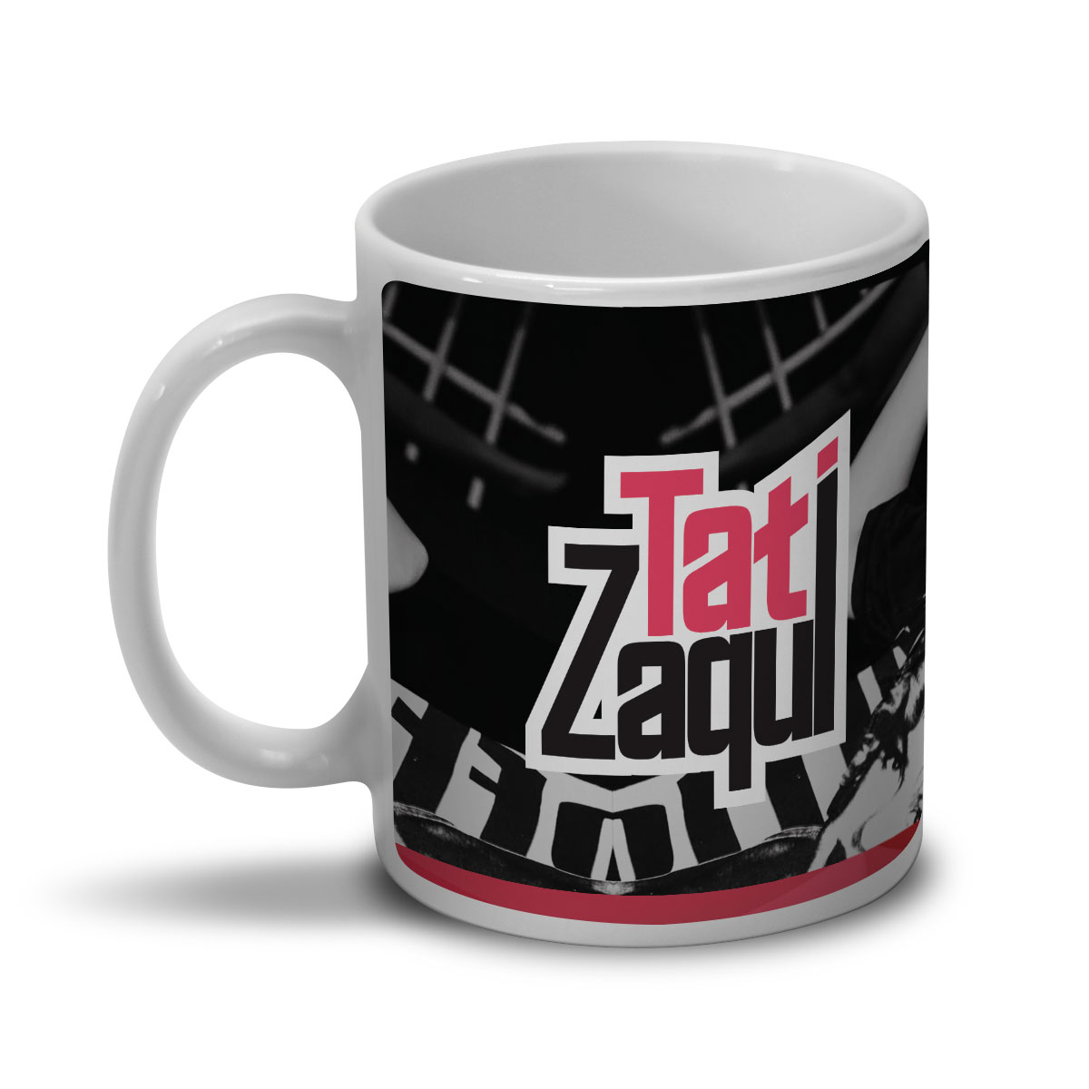 Caneca MC Tati Zaqui Logo