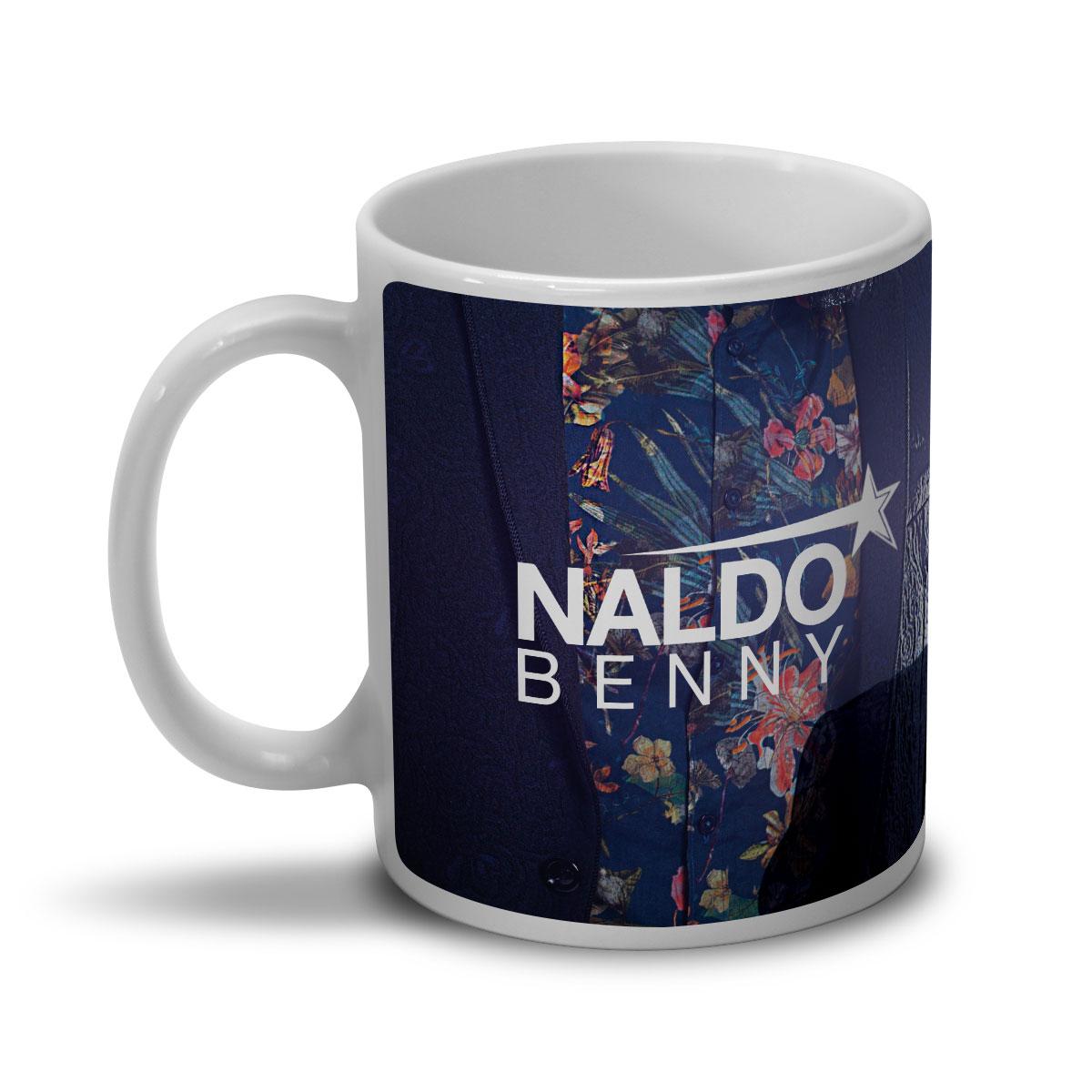 Caneca Naldo Benny Photo