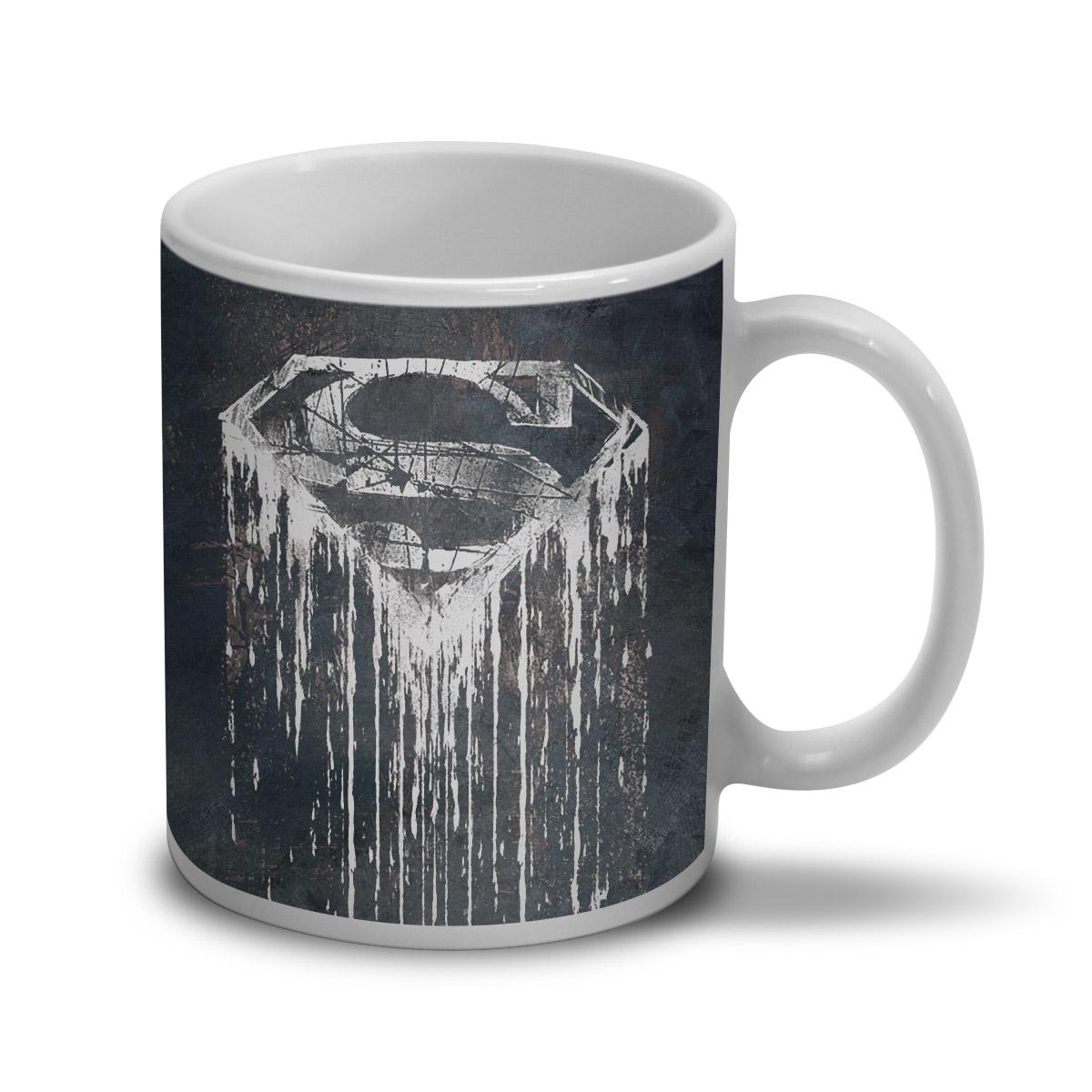 Caneca Superman - Steel Melting