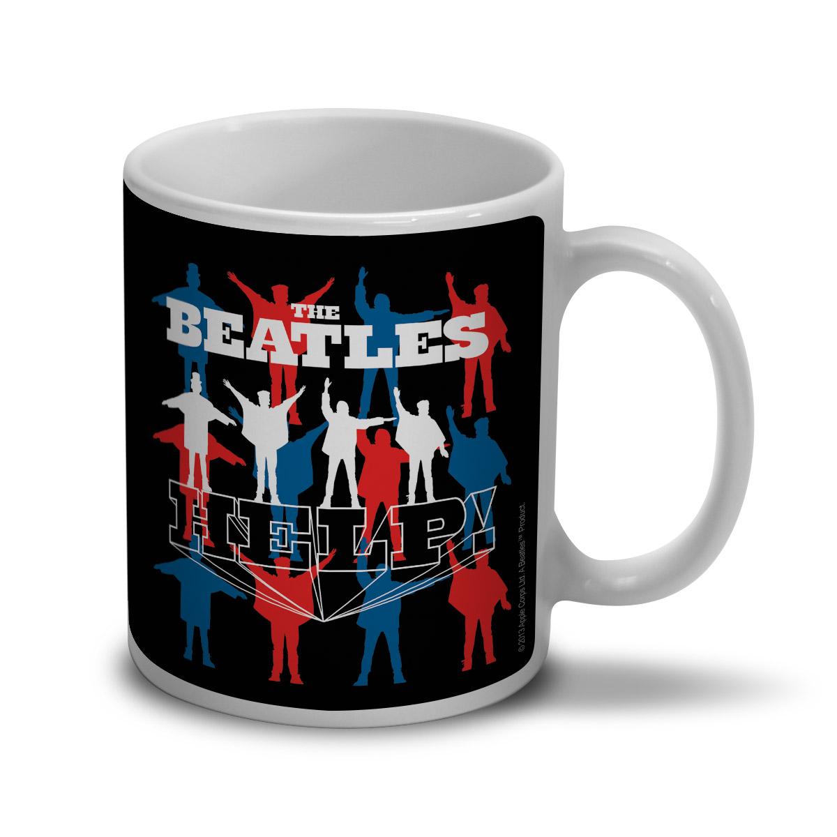 Caneca The Beatles Help
