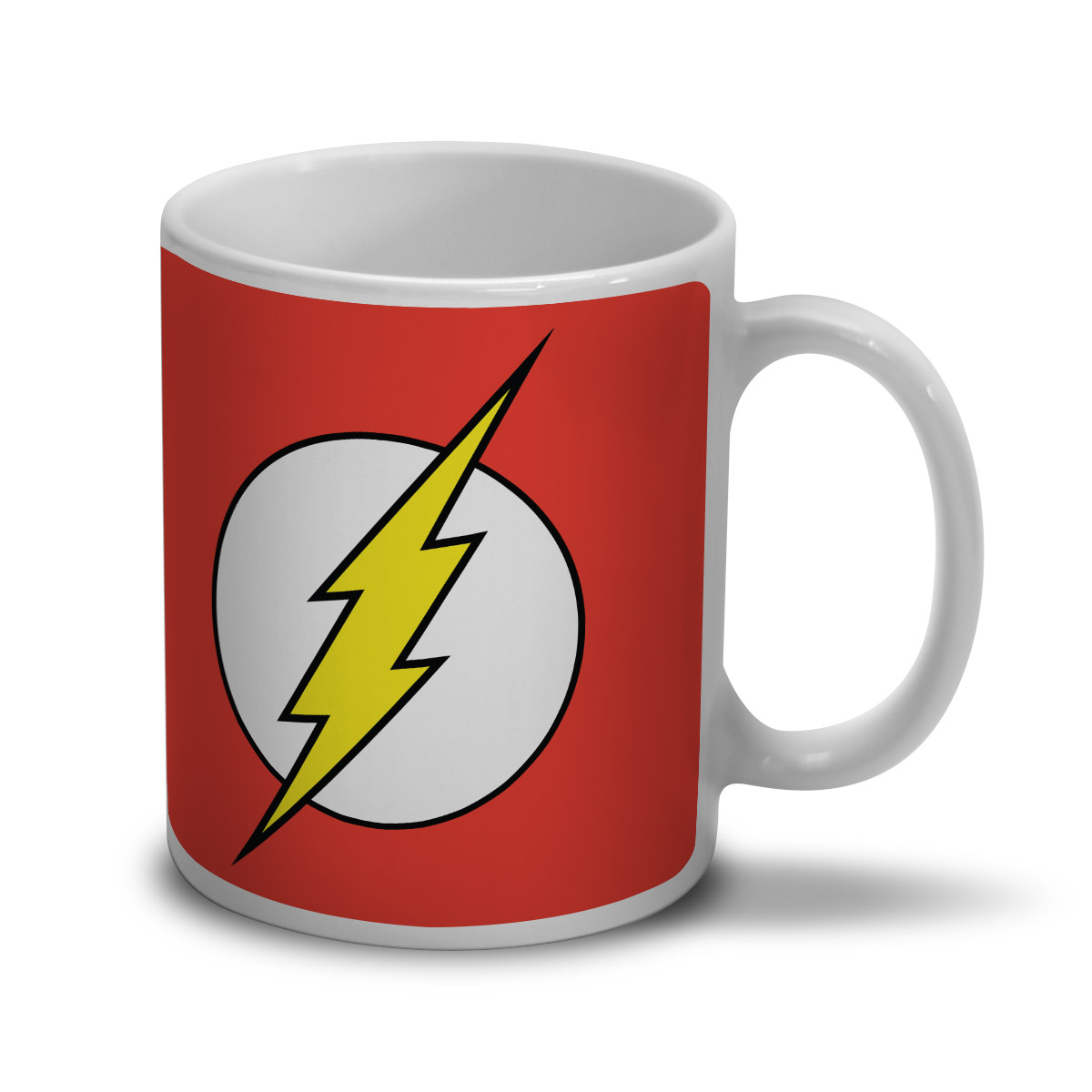 Caneca The Flash Logo