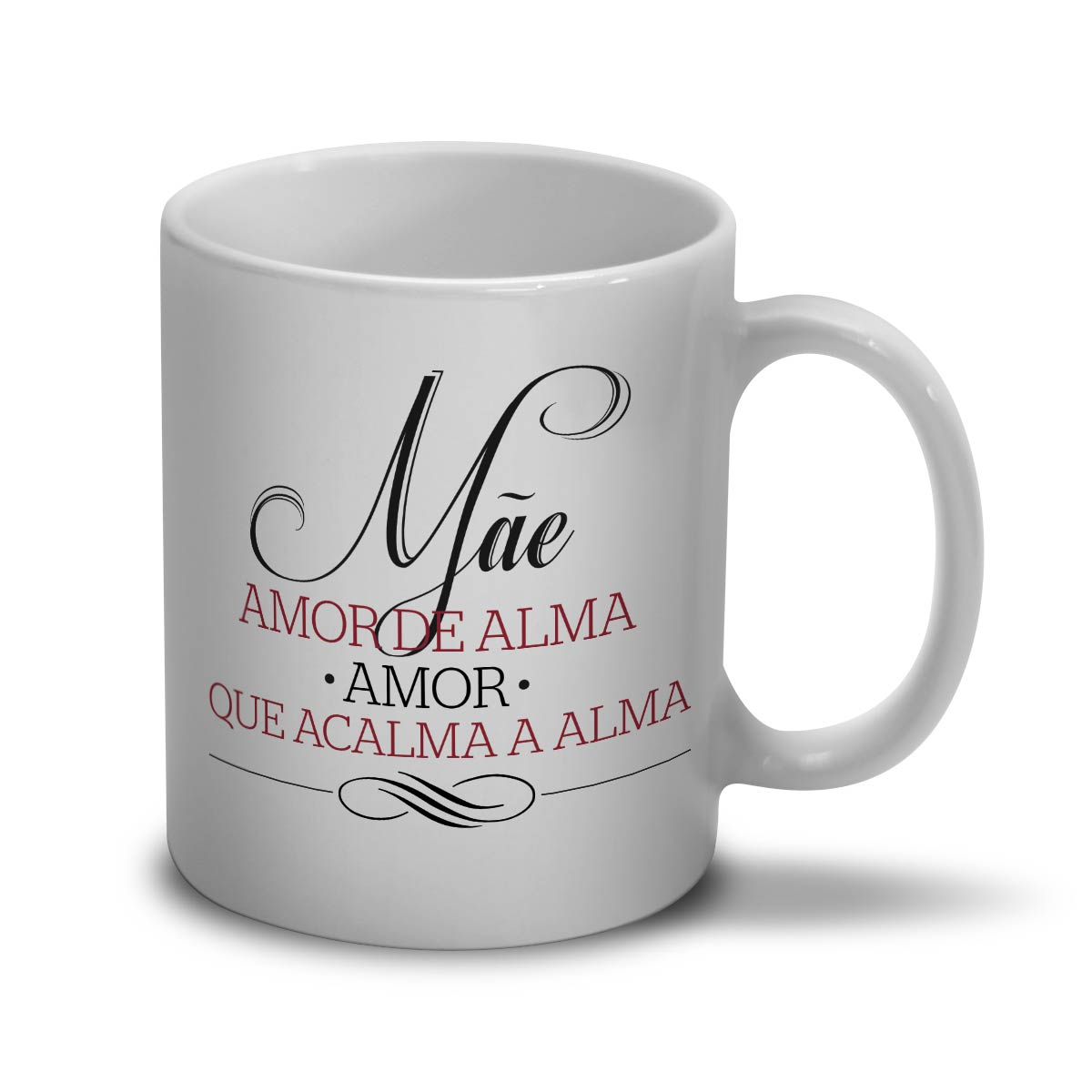 Caneca Victor & Leo - Amor Que Acalma
