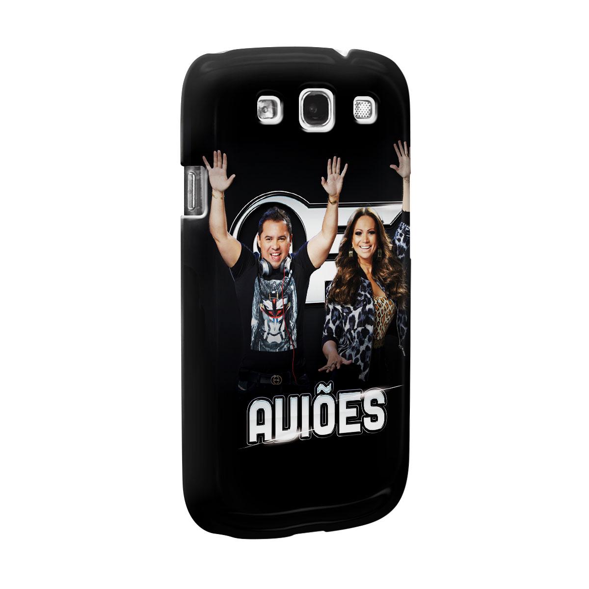 Capa de Celular Samsung Galaxy S3 Avi�es do Forr� Foto 3
