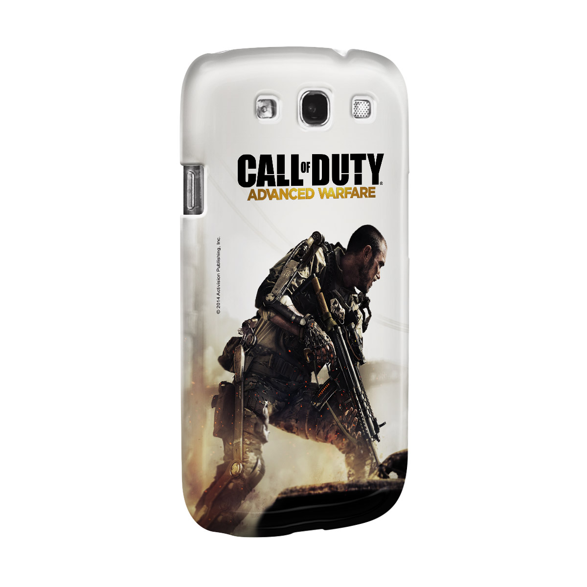 Capa de Celular Samsung Galaxy S3 Call of Duty Soldier
