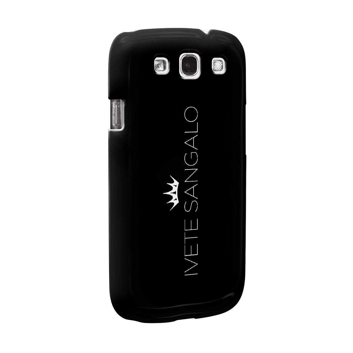 Capa de Celular Samsung Galaxy S3 Ivete Sangalo Logo